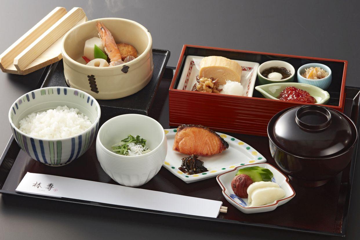 東京駅 ホテル 朝食